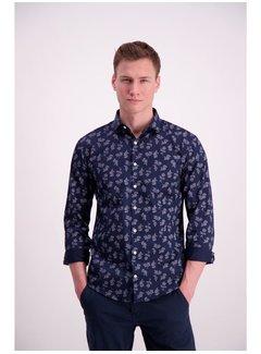 Lindbergh Navy Shirt