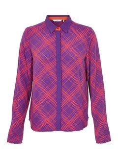 NÜMPH Lekeliene blouse