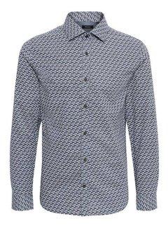 Matinique camisa Trostol B5 Flower Print