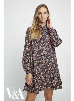 People Tree V&A Yasmin Print klänning