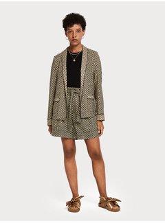 Scotch & Soda Printed Pyjama Blazer