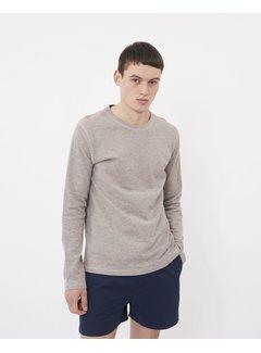 Minimum Krag T-shirt met lange mouwen