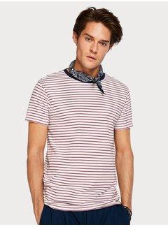 Scotch & Soda T-shirt met ronde hals