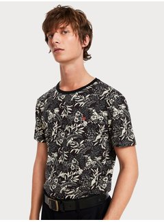 Scotch & Soda Cotton T-Shirt