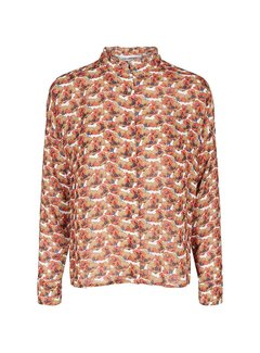 Co'Couture Dyron Blouse met bloemendessin