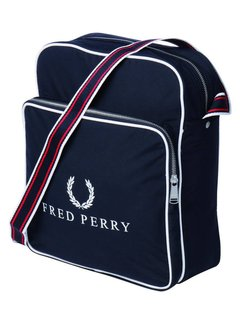 Fred Perry Retro Flight Bag
