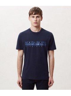 Napapijri T-shirt met korte mouw Sevora