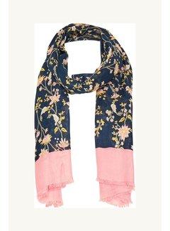 Part Two Parthenia scarf