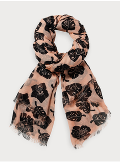 Scotch & Soda Lightweight printed scarf
