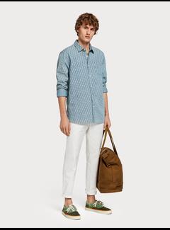 Scotch & Soda Camisa estampada  Regular fit