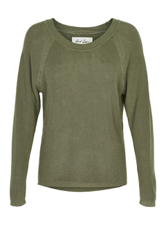 And Less Allevcra pullover
