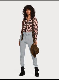 Scotch & Soda Chiffon blouse met printmix
