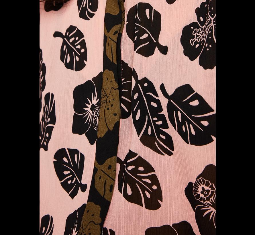 Sifonkipusero kuvioilla