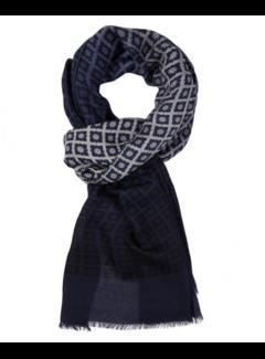 Profuomo Navy Modal Schal
