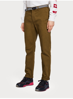 Scotch & Soda Stuart - Peached Chinos<br /> Regular slim fit