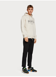 Scotch & Soda Sweat-shirt à capuche avec logo