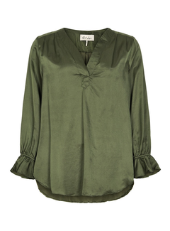 And Less Emae blouse