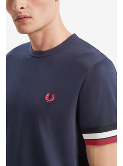 Fred Perry Bold tipped t-paita