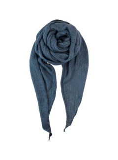 Black Colour Pearl sjaal