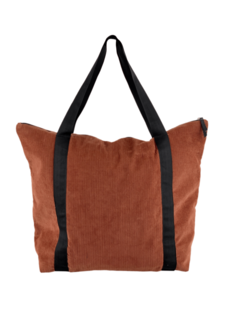 Black Colour Ally shopper