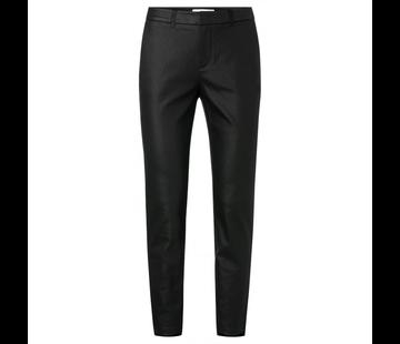 YAYA Metallic trousers