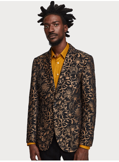 Scotch & Soda Jacquard Bleiseri