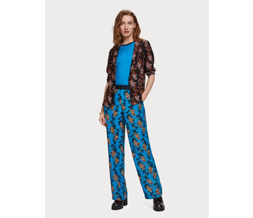 Scotch & Soda | Maison Scotch Kuviollinen pyjama blazer