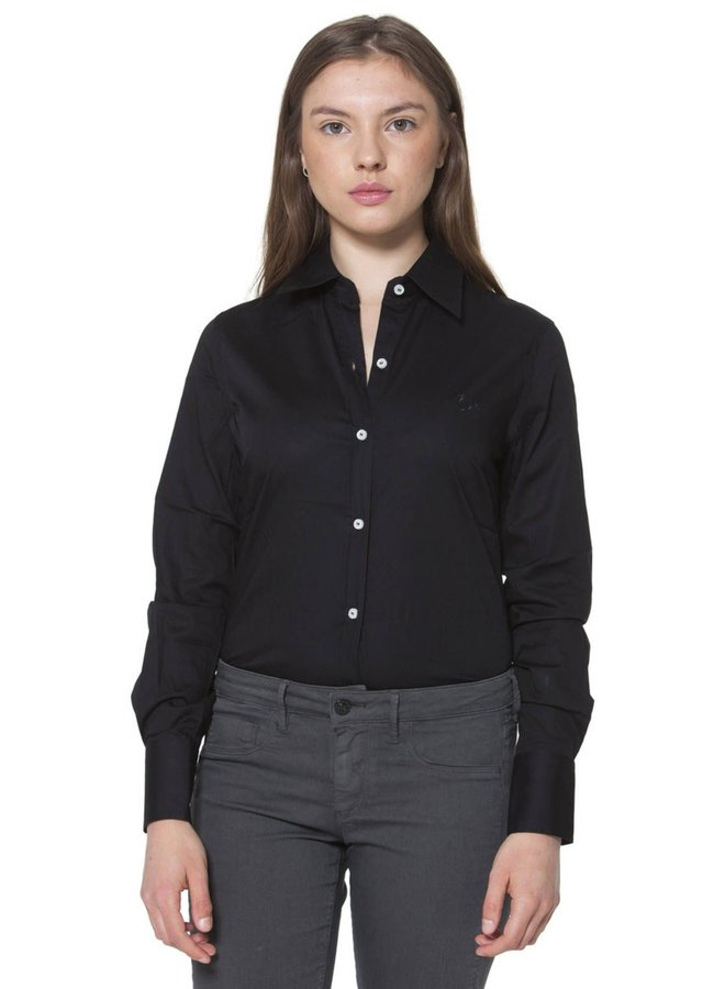FRED PERRY Shirt long sleeves Women