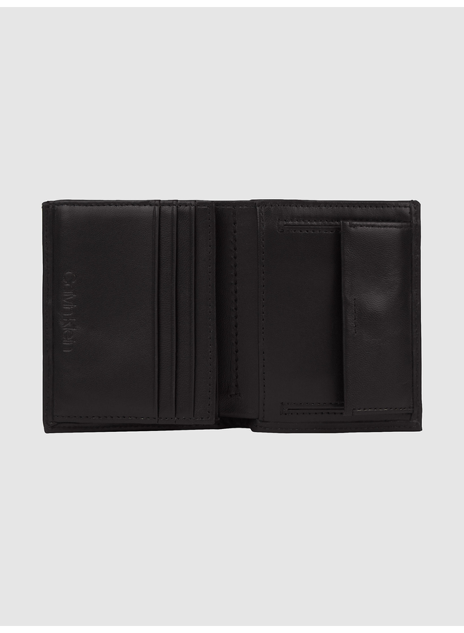 Calvin Klein RFID-Blocking Leather Trifold Wallet