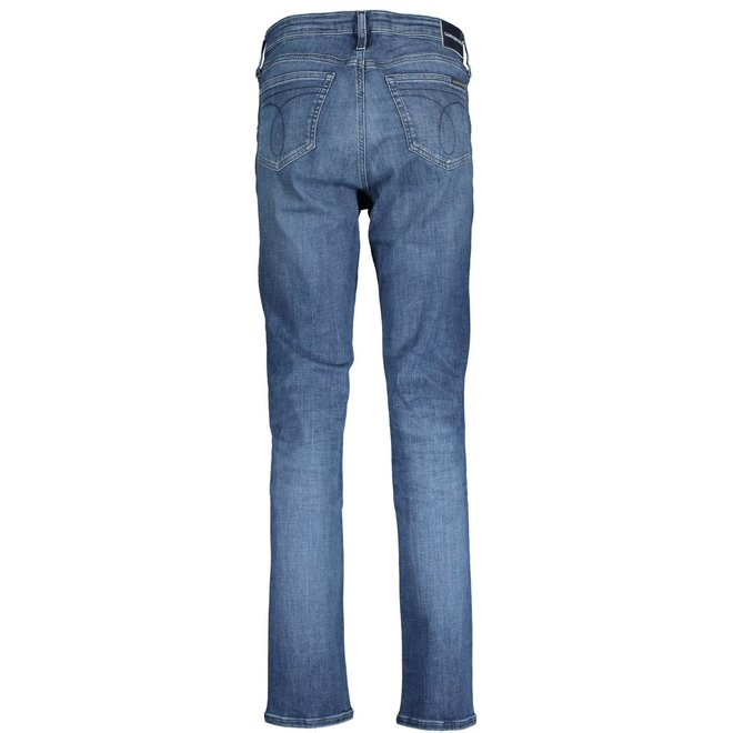CKJ 010  High rise skinny jeans