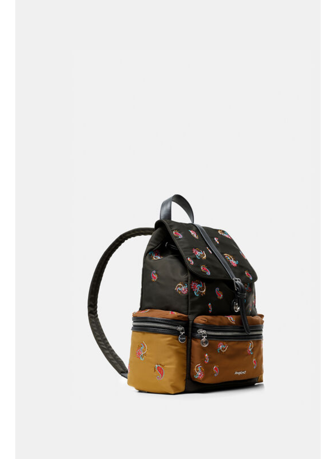 Medium paisley backpack