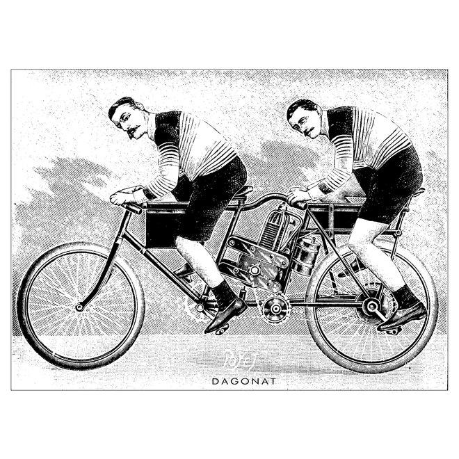 Hans & Erik Shirt met lange mouwen