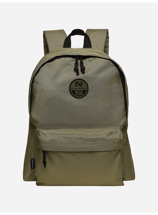Backpack in recycled fabrik