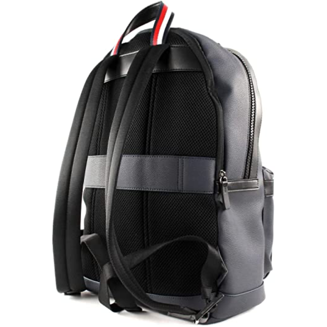 Coated Canvas Backpack