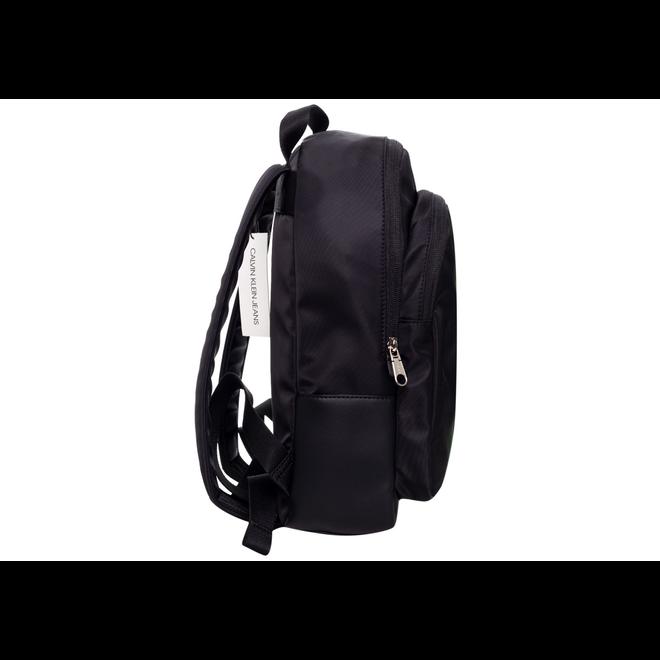 Sleek Nylon Backpack