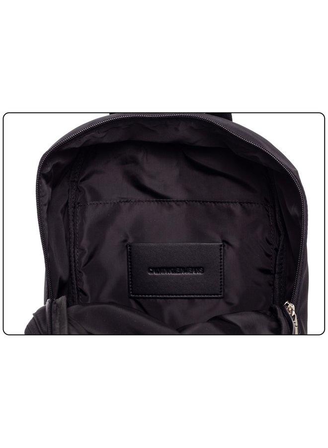 Sleek Nylon Backpack Calvin Klein Women