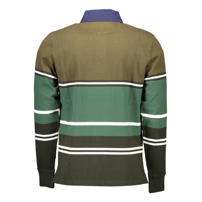 Polo Shirt Long Sleeves Men