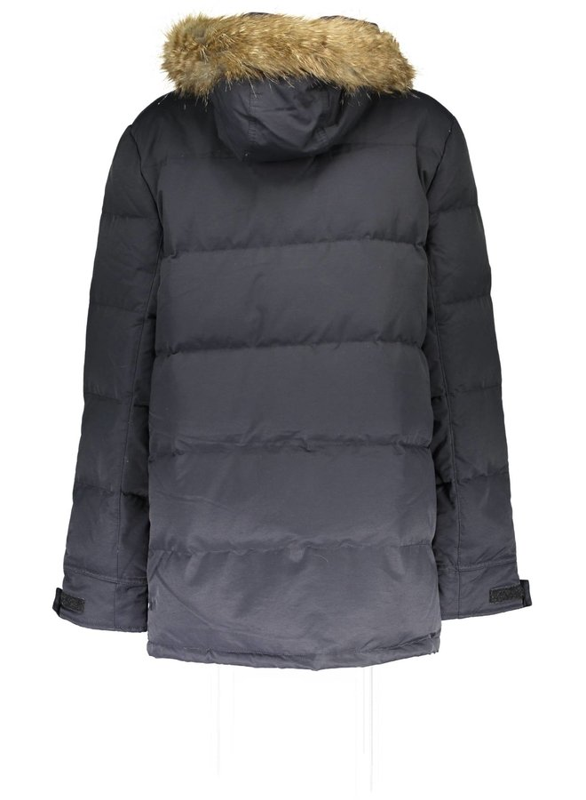 Lee Men's Down Parka Coat