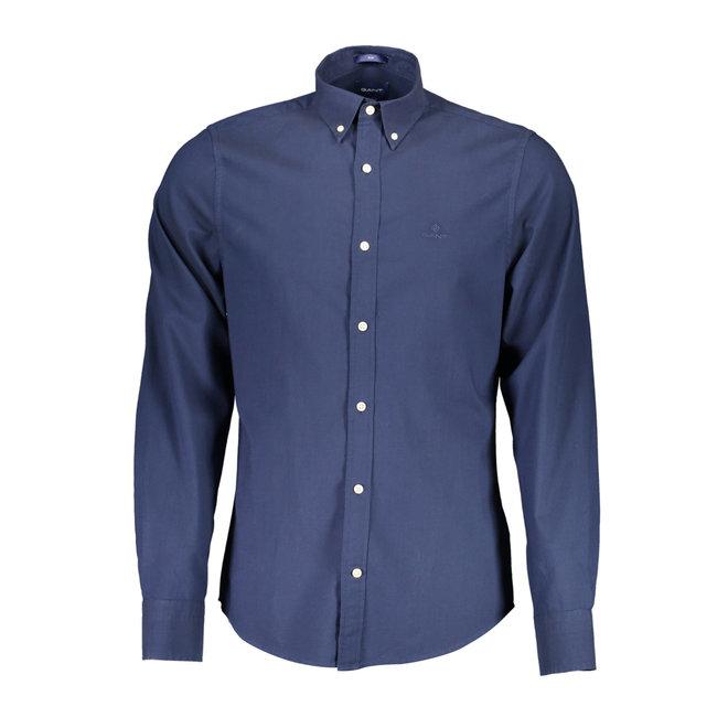 Slim Fit Winter Twill Shirt