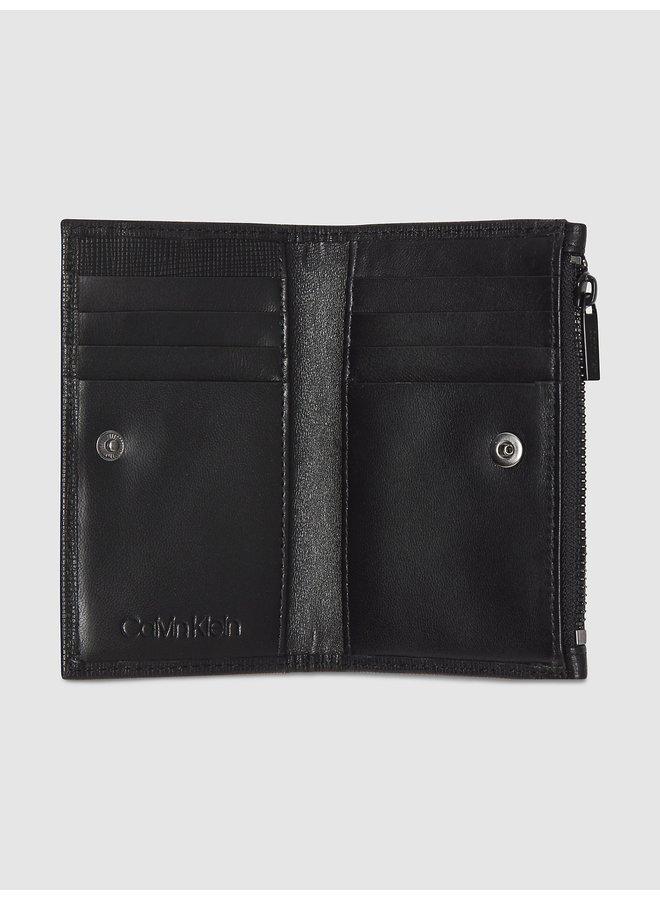 CALVIN KLEIN Saffiano Leather Wallet