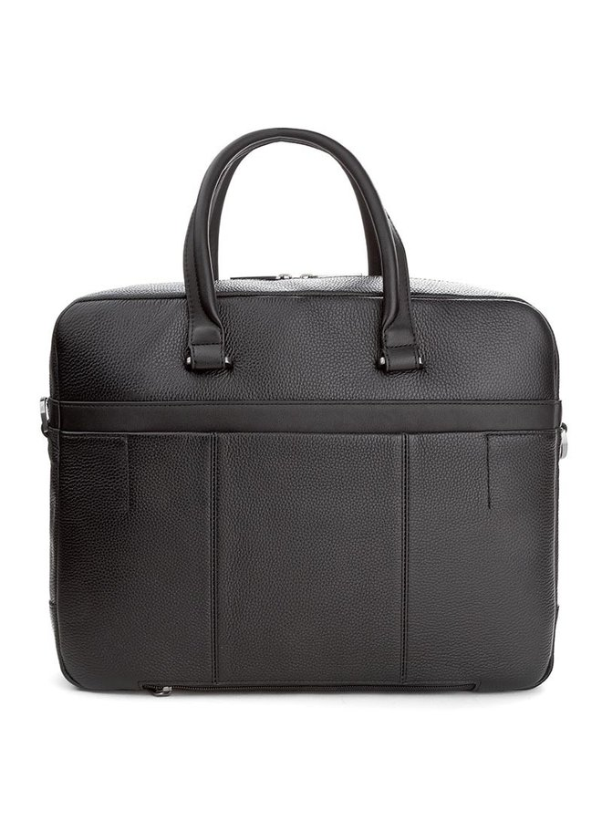 CALVIN KLEIN  Basic Leather Laptop
