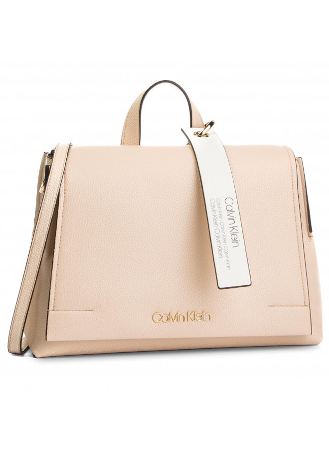 CALVIN KLEIN  Neat Top Handle Bag