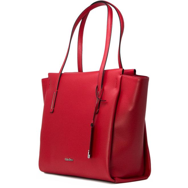 Frame Large Shopper - Red
