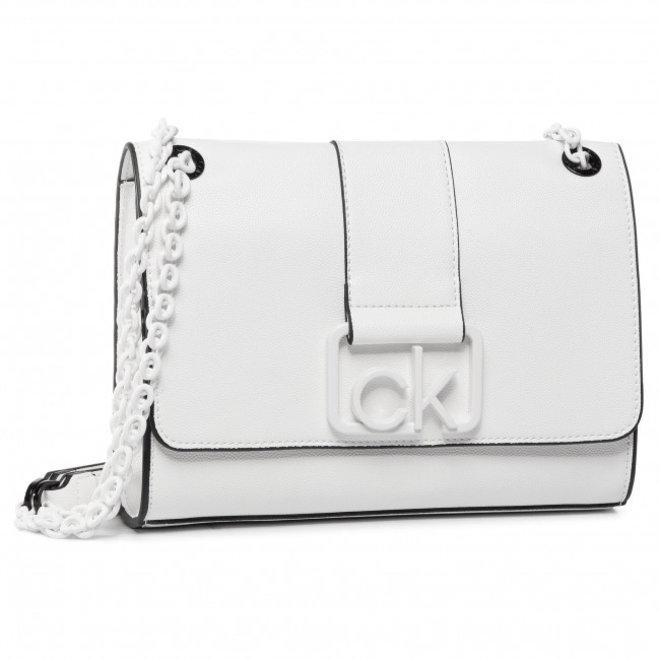 Convertible Shoulder Bag - White
