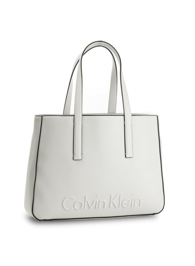 CALVIN KLEIN  Edge Medium Shopper