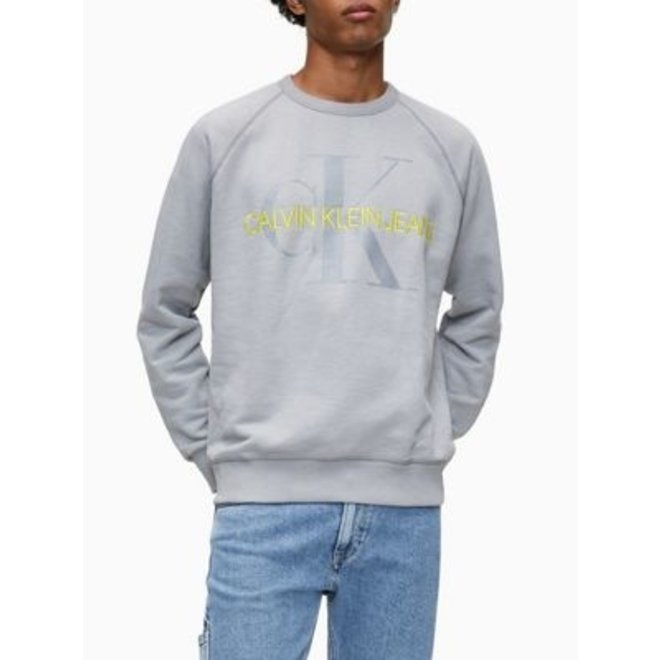 Organic Cotton Logo Sweatshirt