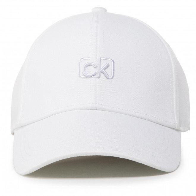 Ck Signature Embroidery Bb Cap