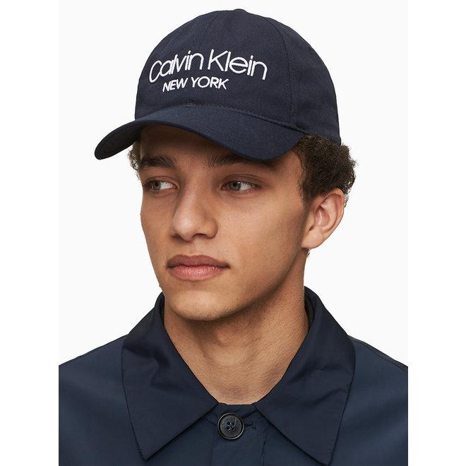 Cotton twill  Cap -Blue