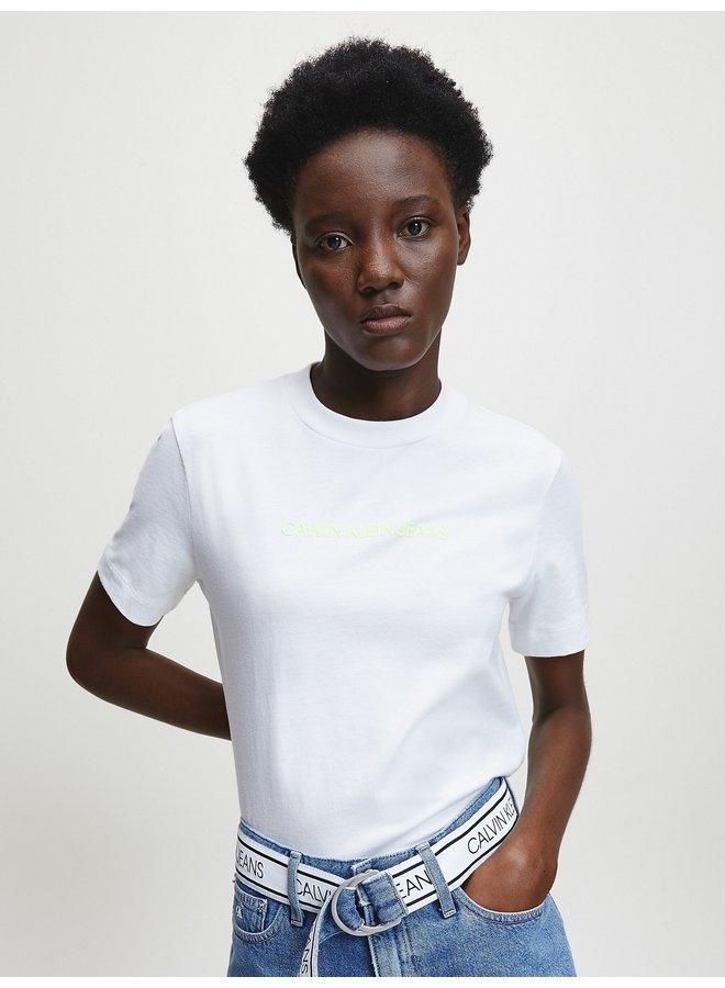 Organic Cotton Logo T-Shirt Calvin Klein