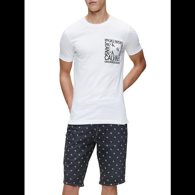 Slim Organic Cotton Logo T-Shirt Calvin Klein